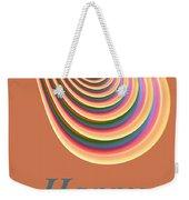 Slinky - Happy Birthday Card 2 Weekender Tote Bag