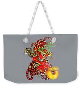 Slither Weekender Tote Bag