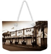 Sloppy Joe's - Key West Florida Weekender Tote Bag by Bill Cannon