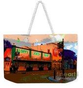 Sloppy Joes Bar Electric Weekender Tote Bag