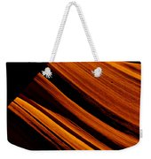Slot Canyon Striations Weekender Tote Bag