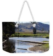 Slough Creek 1 Weekender Tote Bag