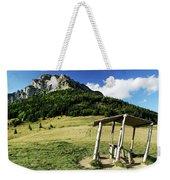 Slovak Mountains Weekender Tote Bag
