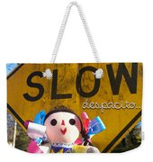 Slow Despacito Weekender Tote Bag