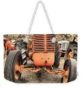 Slow Rural Decay Weekender Tote Bag