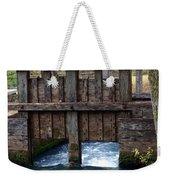 Sluce Gate Weekender Tote Bag by Marty Koch