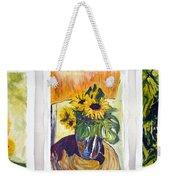 Slunecny-triptych Weekender Tote Bag
