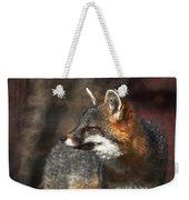 Sly As A Fox Weekender Tote Bag