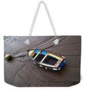 Small Boat Weekender Tote Bag