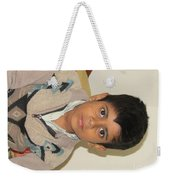 Small Child Images Weekender Tote Bag