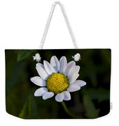 Small Daisy Weekender Tote Bag