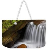 Small Falls At Governor Dodge State Park Weekender Tote Bag