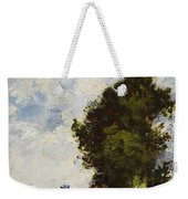 Small Floodplain Weekender Tote Bag