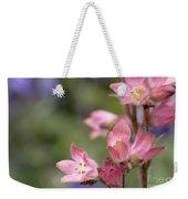 Small Flowers Weekender Tote Bag