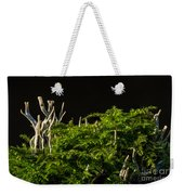 Small Forest Weekender Tote Bag