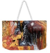 Small Geyser In Yellowstone Weekender Tote Bag