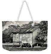 Small House Weekender Tote Bag