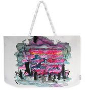 Small Landscape48 Weekender Tote Bag