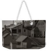 Small Living Weekender Tote Bag