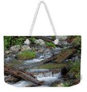 Small Rapids Weekender Tote Bag