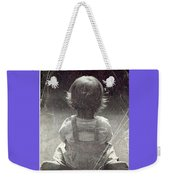 Small Reflections Weekender Tote Bag