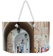 Small Stall In Cuenca Ecuador Weekender Tote Bag