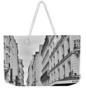 Small Street In Paris Weekender Tote Bag