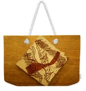 Small Time - Tile Weekender Tote Bag