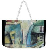 Small Town Blues Weekender Tote Bag