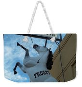 Small Town California -  U S 395 Weekender Tote Bag by Glenn McCarthy Art and Photography