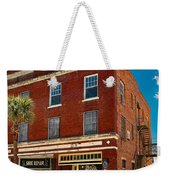 Small Town Shops Weekender Tote Bag