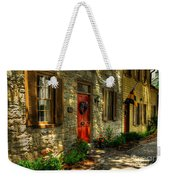 Small Town Usa Weekender Tote Bag