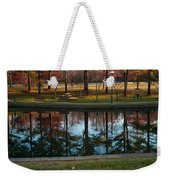 Small Urban Park Weekender Tote Bag
