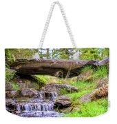 Small Waterfall 1 Weekender Tote Bag