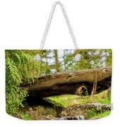 Small Waterfall 2 Weekender Tote Bag