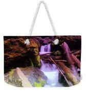 Small Waterfalls  Weekender Tote Bag