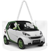 Smart Fortwo Electric Drive Weekender Tote Bag