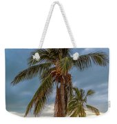 Smathers Beach Coconut Sunset Weekender Tote Bag