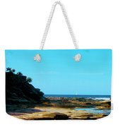 Smell The Sea And Feel The Sky  Weekender Tote Bag