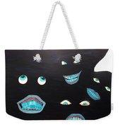 Smiles Weekender Tote Bag