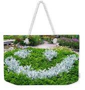 Smiley Face Garden Too Weekender Tote Bag