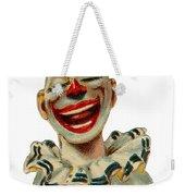 Smiley Weekender Tote Bag