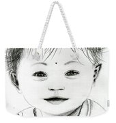 Smiling Child Weekender Tote Bag