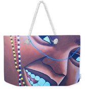 Smiling Kid Weekender Tote Bag