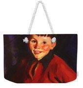 Smiling Tom Thomas Cafferty 1924 Weekender Tote Bag