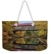Smith Bridge Weekender Tote Bag