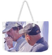 Smoke Break Weekender Tote Bag