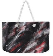 Smoke Dragon Weekender Tote Bag