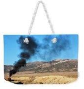 Smoke In The Sky. Weekender Tote Bag