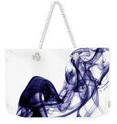Smoke Photography - Blue Weekender Tote Bag
